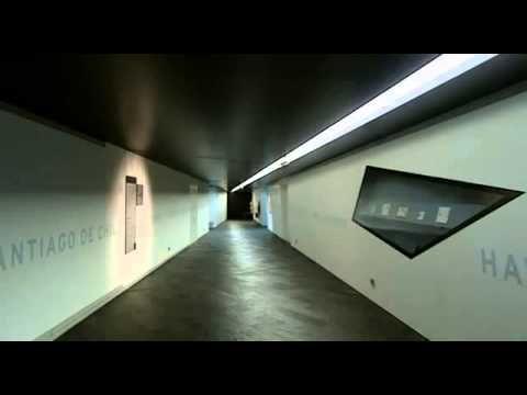Etűdök építészetre - A Berlini Zsidó Múzeum, a vonalak közöt