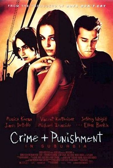Crime + Punishment In Suburbia (2000) - Monica Keena, Ellen Barkin, Michael Ironside, Vincent Kartheiser