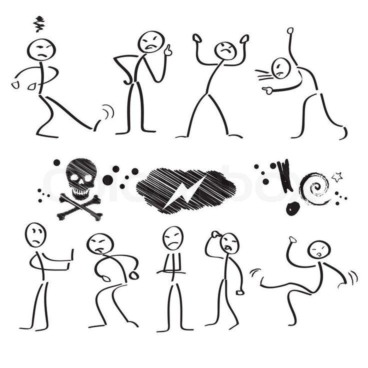 Stock-Vektor von 'Emotion, Emotionen, empathie, argument, mediation, Konflikt, argumentation, bunt cartoon, männchen, clipart, comic, comicfigur, Emoticon, debattieren, dialog, diskussion, diskuttieren, emotional, enttäuscht, enttäuschung, explodieren, figur, gespräch, gezeichnet, icon, sauer sein,illustration, kommunikation, reden, rufen, schlecht gelaunt, schlechte laune, schreien, skizze, sprechblase, sprechen, streit, streiten, stress, strich, strichfigur, strichmännchen, verbal, web…