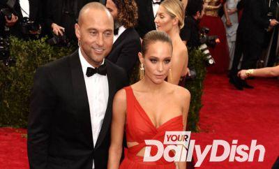 Derek Jeter Engaged To Model Hannah Davis - Report