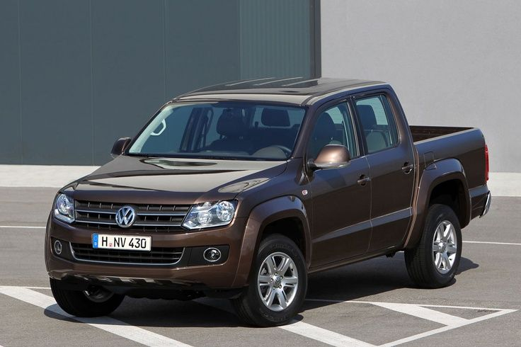 Volkwagen Amarok. VW in June advanced in South Africa, challenging Toyota leadership.