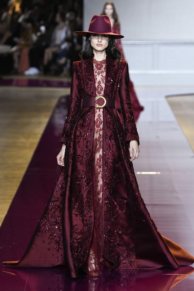 Défilé Zuhair Murad Haute Couture automne-hiver 2016-2017 15