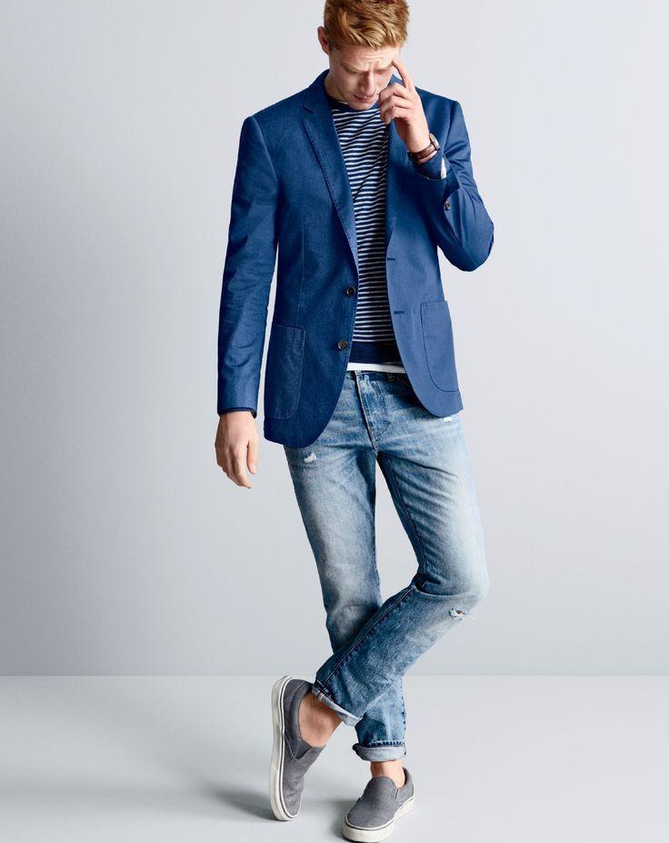 10+ best ideas about Blazers For Men on Pinterest