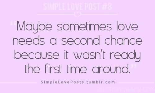 quotes about second chances in relationships - Google zoeken