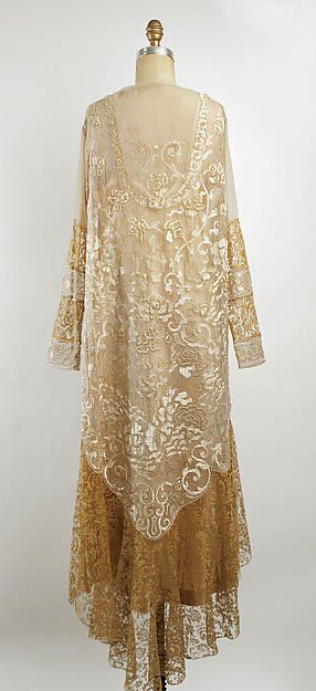 Coat   Design House: Callot Soeurs (French, active 1895–1937) Date: 1920s Culture: French Medium: silk