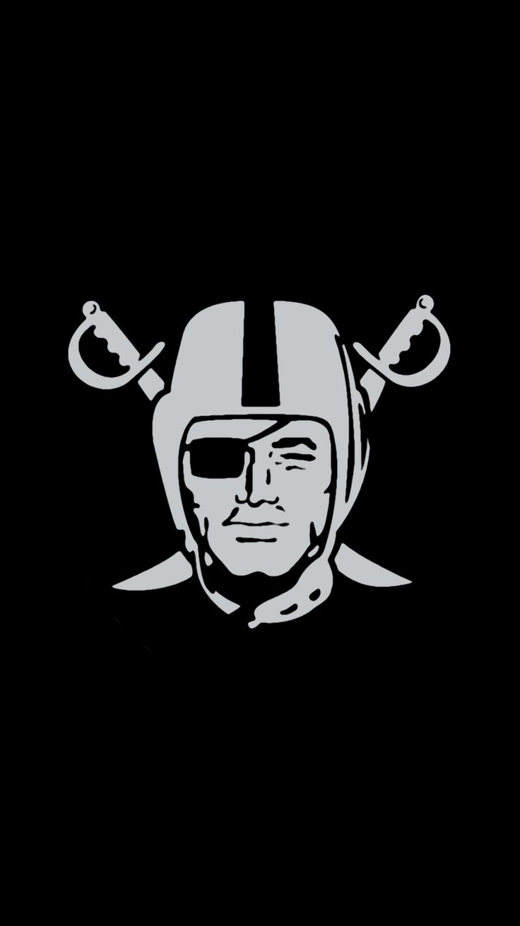 Oakland Raiders Nail Art: 25+ Best Ideas About Raiders Football On Pinterest