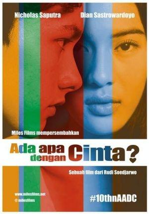 Ada Apa Dengan Cinta?, 3 Doa 3 Cinta - Dian Sastrowardoyo & Nicholas Saputra