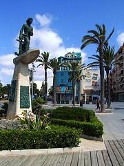 Torrevieja, el Monumento al Hombre del Mar