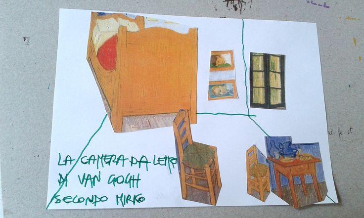 La Camera da letto di Van Gogh a modo mio!
