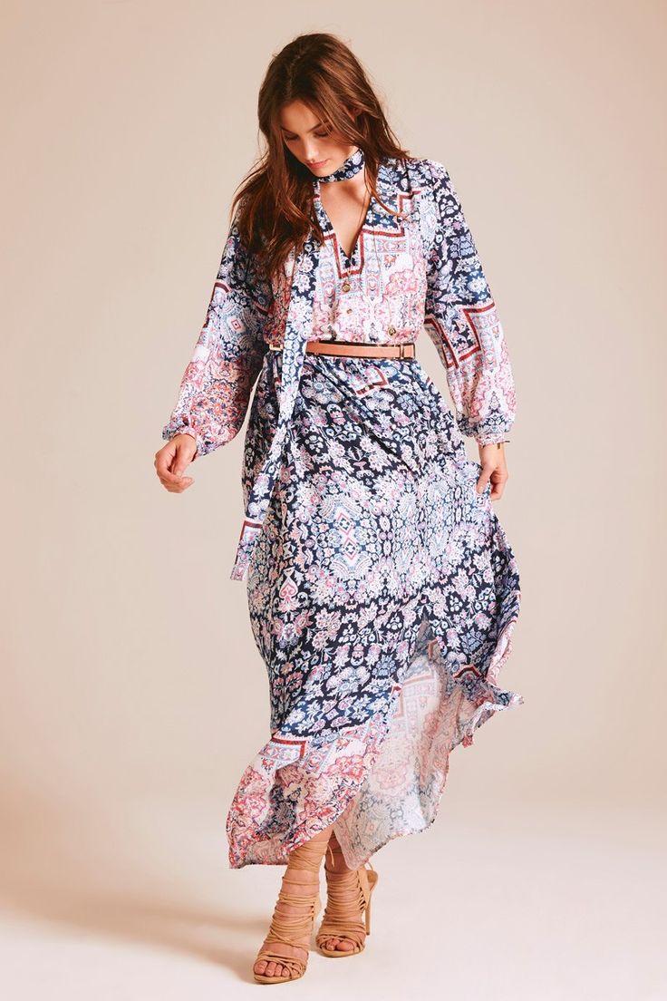 Sheike Nolita Maxi Dress.