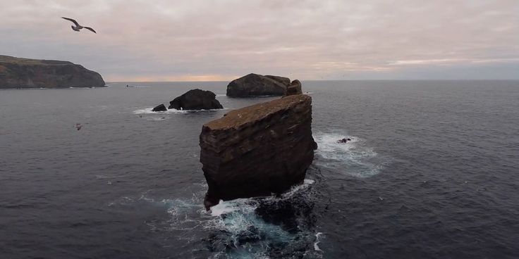 https://vimeo.com/user10608800 Two short flights, on a overcast day, near the Mosteiros islets, and Pópulo beach, Azores. Using Phantom 2, GoPro HERO 3+ Black Edition, Zenmuse H3-3D. Music: BETTERDAYS  bensound.com  #Azores #Açores #sea #mar # #winter #inverno #seagulls #gaivotas #Portugal #coast #waves #ondas #islets #phantom #gimbal #H33D