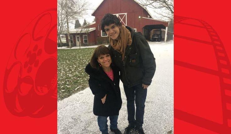 'Little+People,+Big+World'+Son+Jacob+Roloff+Visits+Mom+Amy,+Proves+Rumors+Of+Feud+Are+False