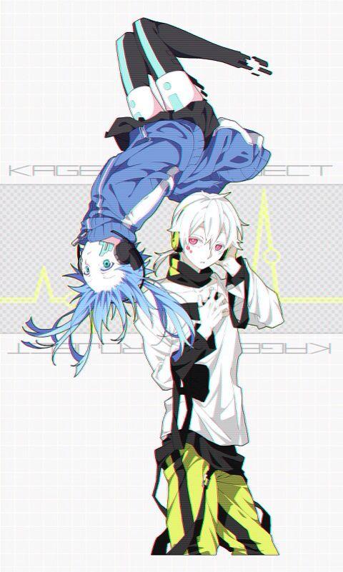 Kagerou Project - Konoha x Ene (コノエネ)