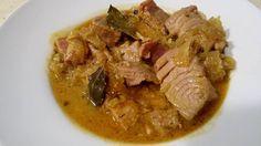 COCINAR SIN MIEDO: CÓMO SE HACE EL ATÚN ENCEBOLLADO (Receta popular de la cocina mediterránea)