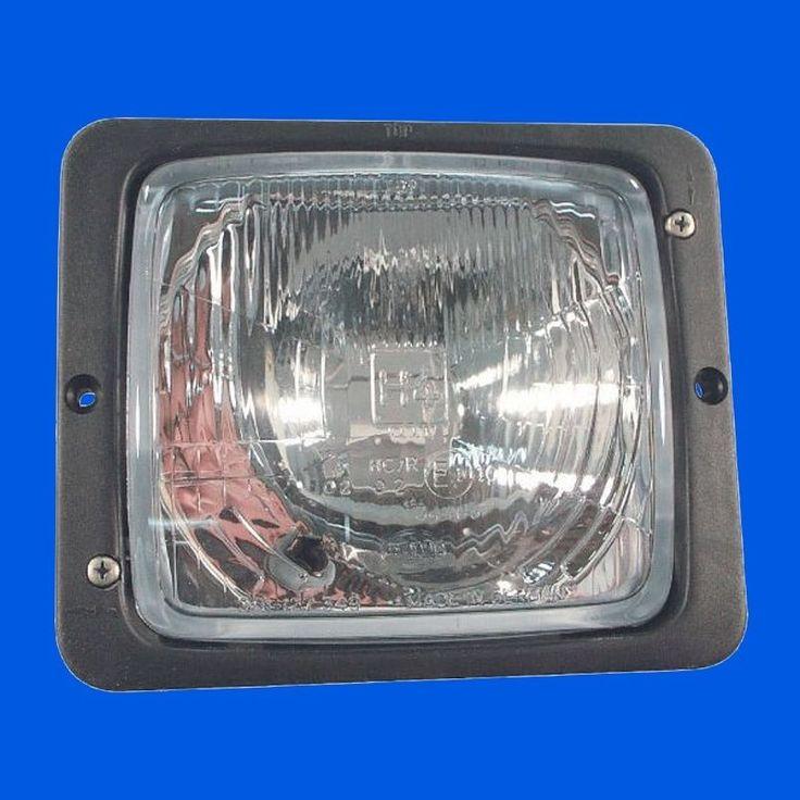 Scheinwerfer, Lampe, H4 von Hella 34463 für Case - IHC 433 - 1455