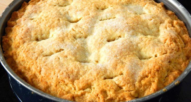 Amerikai almás pite recept | APRÓSÉF.HU - receptek képekkel