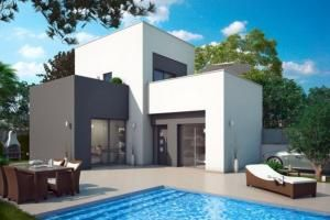 This is a lovely brand new villa for sale in Rojales, Costa Blanca South, #Spain - for more properties on the coast of Alicante please complete this property wish list http://topspanishhomes.com/webforms/costa-blanca-property-wish-list