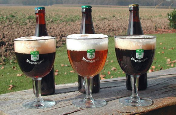 Westvleteren the worlds best beer is brewed at St Sixtus Abbey just a few miles Northwest of Bruges.