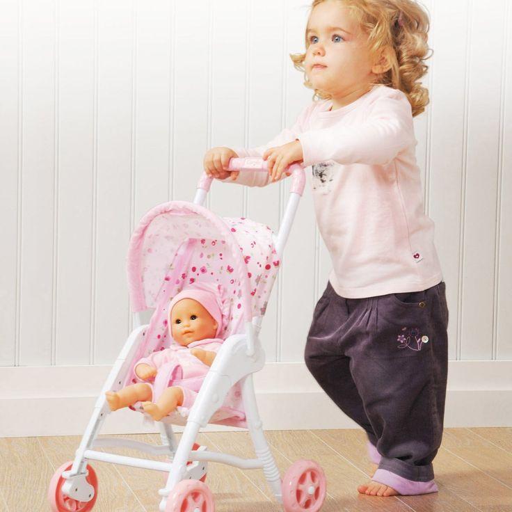 poussette bebe 18 mois jouet