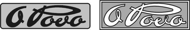 """08 de janeiro de 1947 - Ao completar dezenove anos, o jornal O POVO passa por uma nova reforma gráfica e editorial e anuncia seu novo logotipo, que será publicado no dia seguinte. O nome """"O POVO"""" continua estilizado, mas agora na cor branca sobre um fundo quadrangulado. Na capa de lançamento dessa marca, ao lado do logotipo, aparece o preço, 50 centavos, e abaixo, em negativo, sobre uma faixa preta, a complementação: """"Edição de hoje - 6 páginas""""."""
