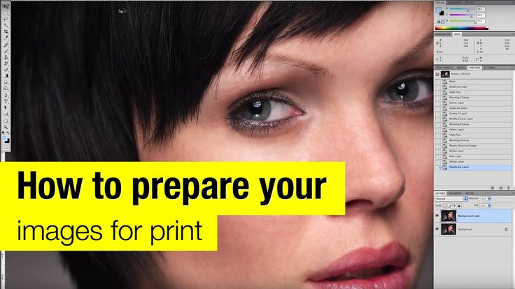 In this video tutorial I want to talk to you about preparing your images for display print. I run you through various stages including screen calibration and...