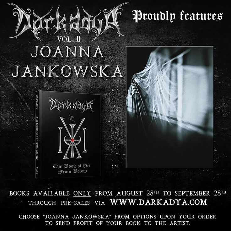 Darkadya book publication Joanna Jankowska/Artofinvi art of invi  https://www.facebook.com/artofinvi