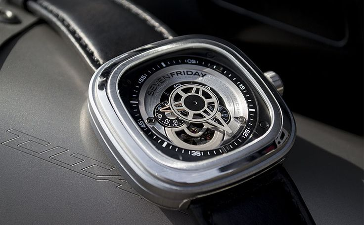 """SevenFriday P1-01 Watch Giveaway To Celebrate Luxe Watches 5th Birthday - Enter now for your chance to win at: aBlogtoWatch.com - """"Luxe Watches has been trading in contemporary and luxury pre-owned watches since 2011. We launched with the aim of opening up the wholesale market and helping our customers get the best price possible for luxury watches from brands like Rolex, Cartier, Patek Philippe, and Audemars Piguet. In addition to these brands with many years of history..."""""""