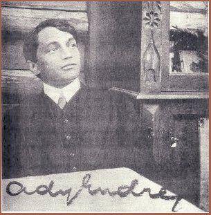 Poeti (Ri)Trovati: Ady Endre