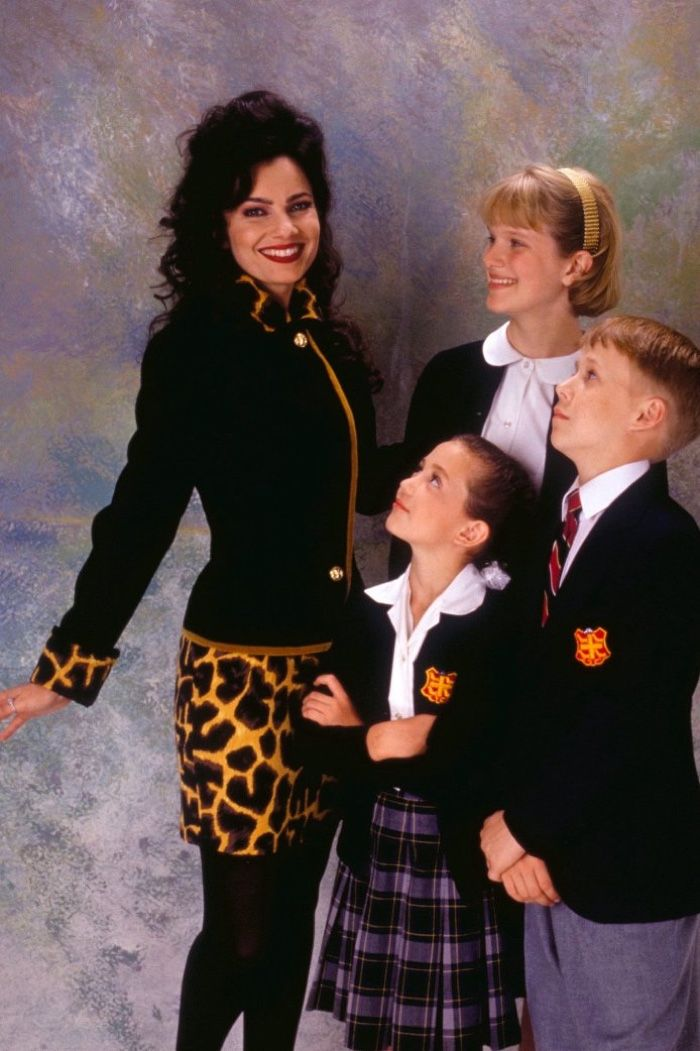 Fran Drescher (Fran Fine) starred on The Nanny with Nicholle Tom, Benjamin…
