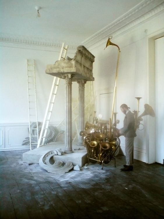 """I am IN LOVE with this photographer's work. Spectacular. Uninhibited. Full on """"screw what you think"""" imagination, brought to life.  The contrasts in realities, conventions make his images even more compelling. Thank you... Tim Walker"""