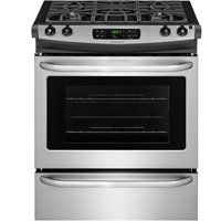 gas range, Steel Appliances Special Values   Lowe's for Pros $1,034