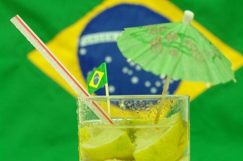 La auténtica Caipirinha brasileña, una de las bebidas mas deliciosas.