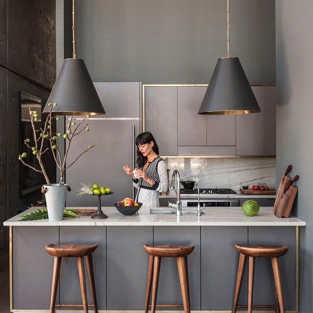 Yearning to get back in the kitchen! #eyeswoon #livingetc #matthewwilliams #cook #create