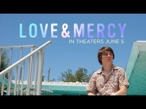 ▶ Love & Mercy Movie | Teaser - YouTube-- Beach Boys bio movie with John Cusack and Elizabeth Banks.