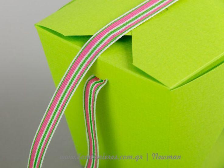 Κουτιά Origami που παράγονται από την εταιρεία Newman | bombonieres.com.gr