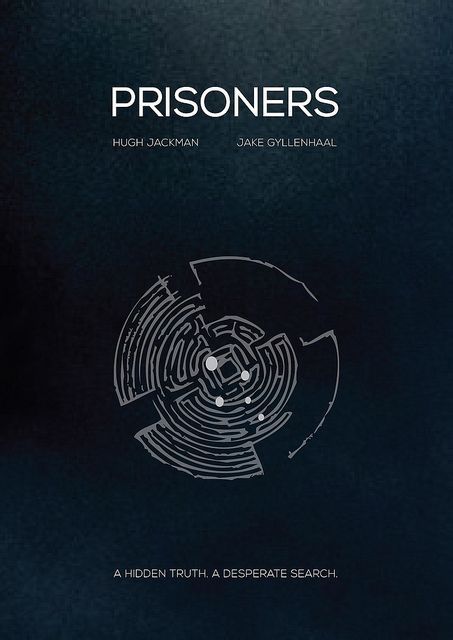 Prisoners -  amazing american thriller by  Denis Villeneuve, starring Hugh Jackman and Jake Gyllenhaal. How far would you go to protect your family?