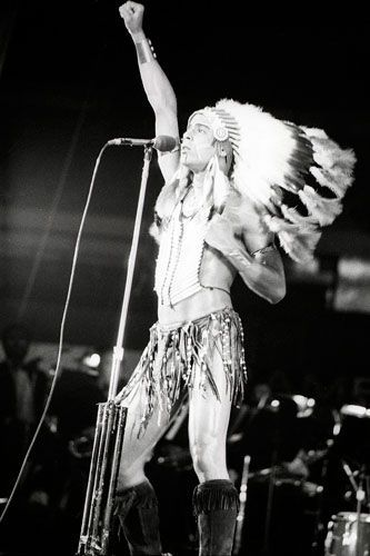 The Village People Madison Square Gardens 1979