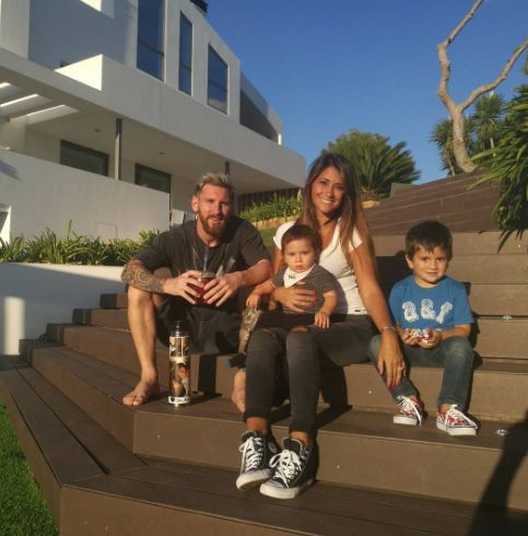 Lionel Messi's way to handle annoying neighbors? Buy their house