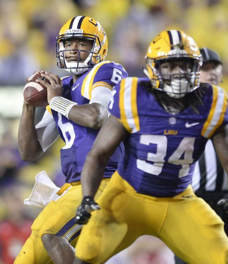 Highlights from LSU's newly released 2016 football schedule ...