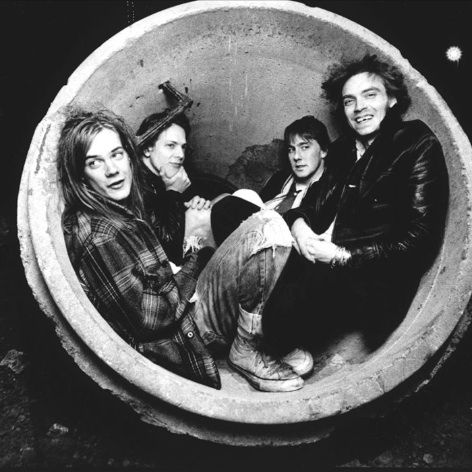 Soul Asylum. Runaway train~ how can you not love that song