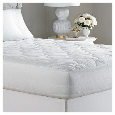 Luxury Plush Mattress Pad Fieldcrest