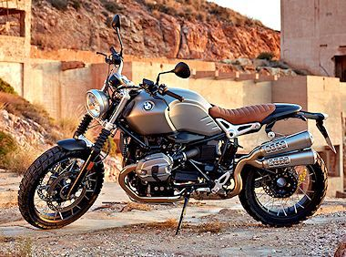 BMW 1200 Nine-T Scrambler