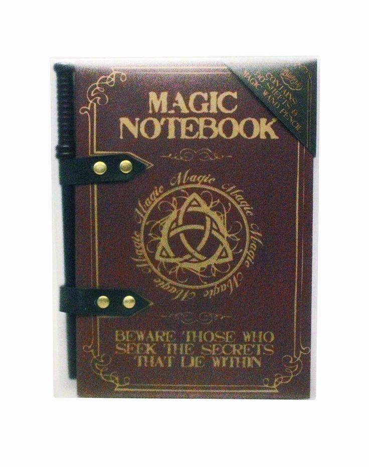 Magic Wand Notepad: Amazon.co.uk: Toys & Games