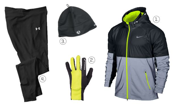 Must-Have Workout Gear for Cold-Weather Running | for men