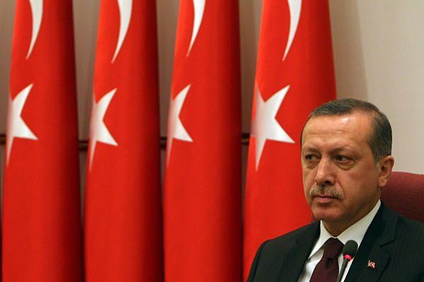 Recep Tayyip Erdogan(prime minister of Turkey.