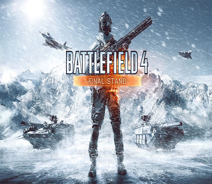 Battlefield 4 Final Stand DLC free on PS3 and PS4 !