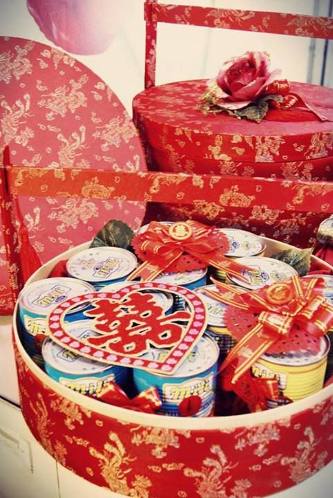 1 Tier #sangjit cheongsam #box