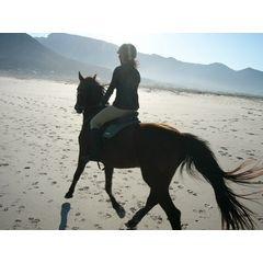 Long Beach Horse Ride Cape Town