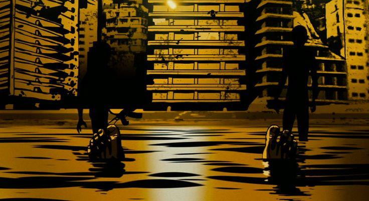 'Waltz With Bashir' (2009) Ari Folman