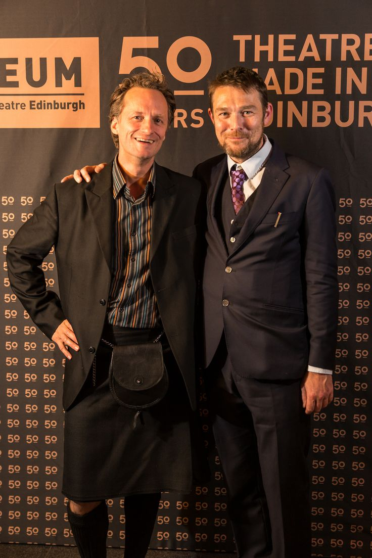 https://flic.kr/p/yBY3sw | 50th Anniversary Party - Royal Lyceum Theatre Company | Mark Thomson & David Greig